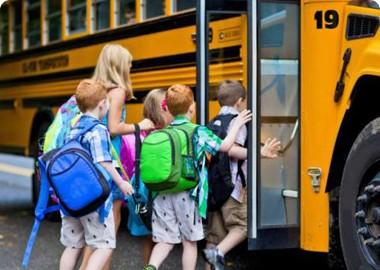 Автобусы для школьников и детей