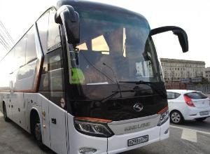 Автобус KING LONG на 52 места