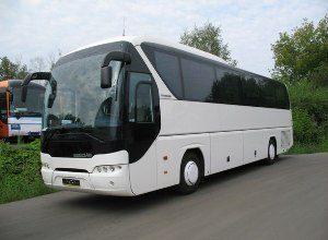 Автобус NEOPLAN на 50 мест