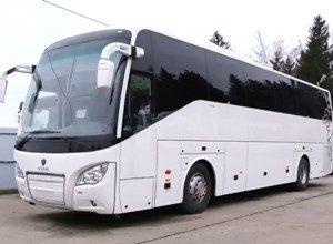 Автобус SCANIA на 50 мест