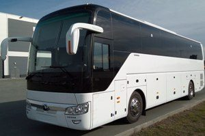 Автобус YUTONG на 52 места